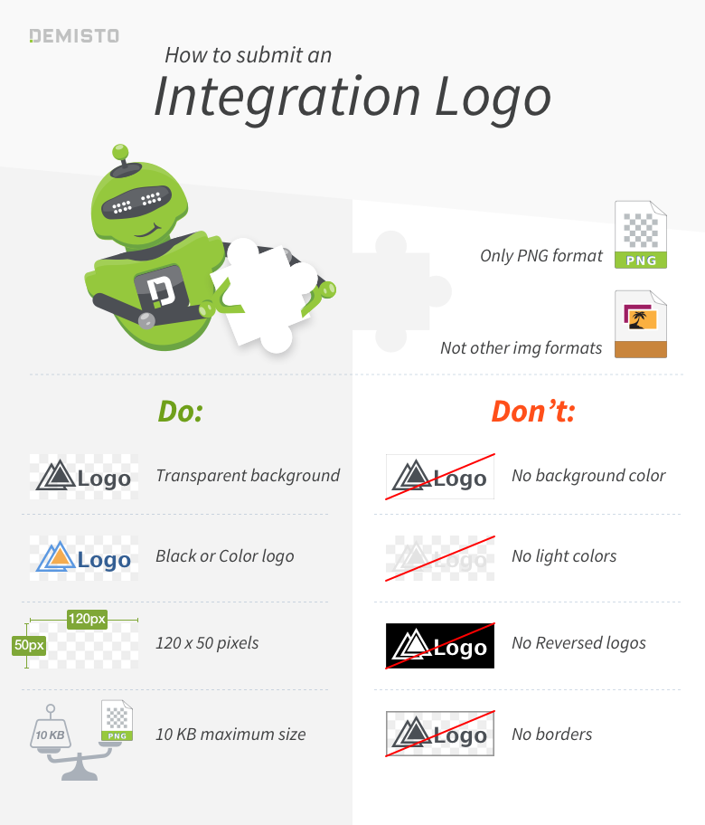 Integration Logo Standard