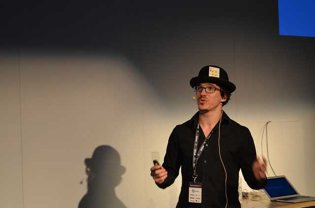 Speaking at WriteTheDocs Prague in 2014