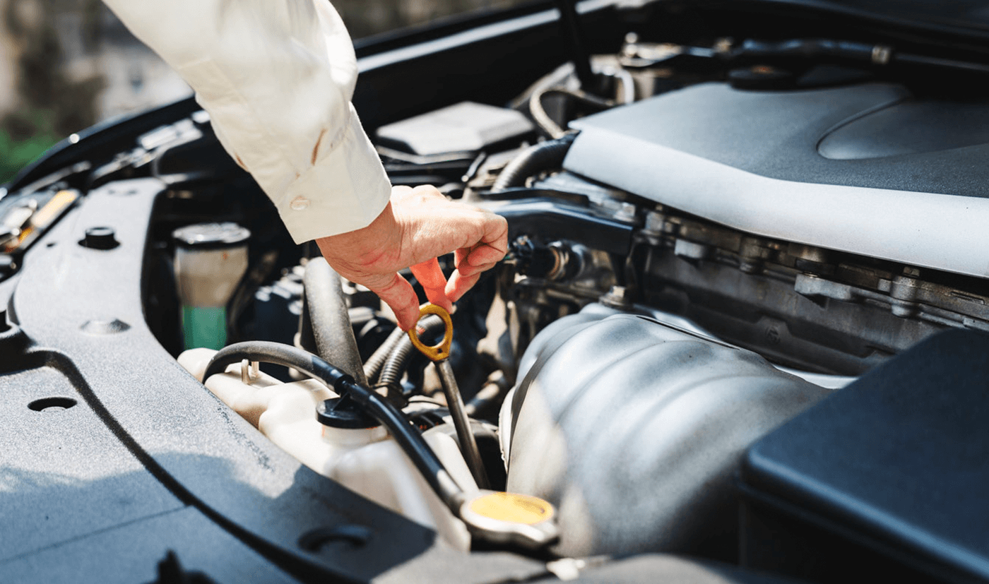 Fleet maintenance management check