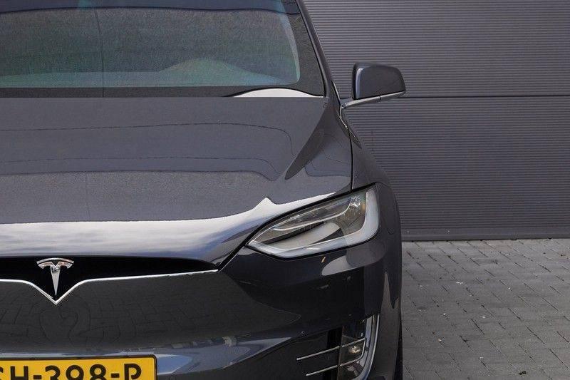 """Tesla Model X 100D Excl. BTW Luchtvering, Autopilot Leer 4% bijt. 22"""" afbeelding 13"""
