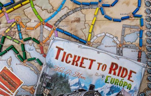 Egy nagy családi klasszikus: Ticket to Ride