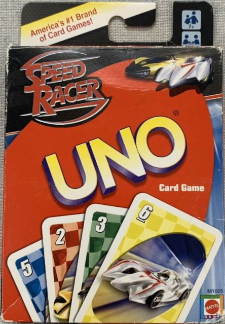 Speed Racer Uno