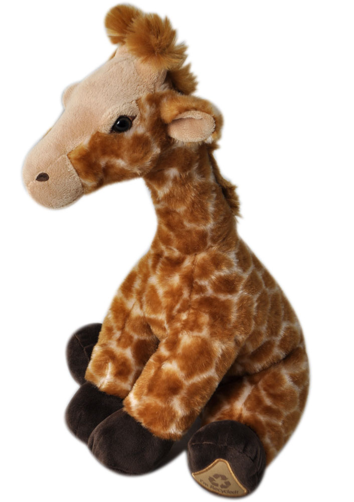 "The Petting Zoo: 14"" Wild Ones Giraffe"
