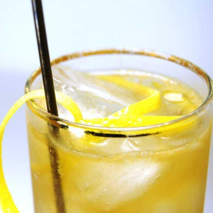 Bourbon Sling Cocktail
