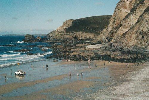 St Agnes Beach (Trevaunance) 2a