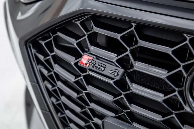 Audi A4 Avant 2.9 TFSI RS4 quattro   450PK   Style pakket Brons   Keramische remschijven   RS Dynamic   B&O   Sportdifferentieel   280 km/h Topsnelheid   afbeelding 17