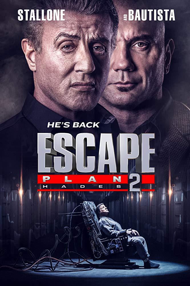 Escape Plan 2: Hades (2018)