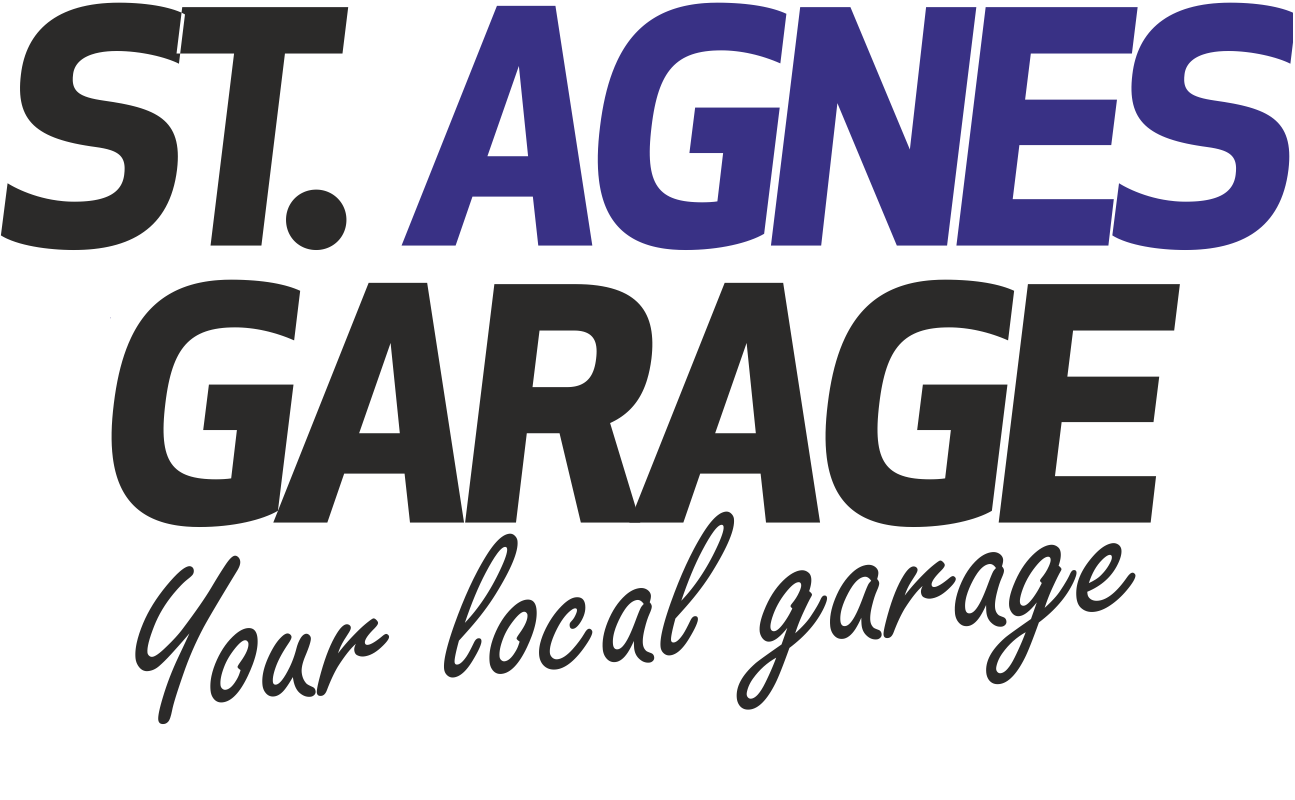St Agnes Garage - Contact us
