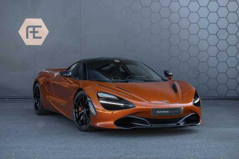 McLaren 720S 4.0 V8 Performance BTW + CF INTERIOR + LIFTING + SOFT CLOSE afbeelding 21
