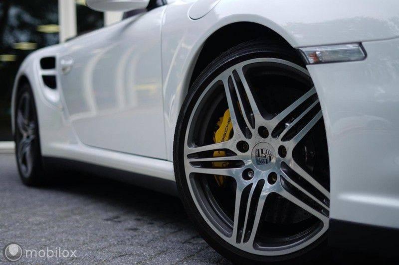 Porsche 911 Cabrio 3.6 Turbo afbeelding 10
