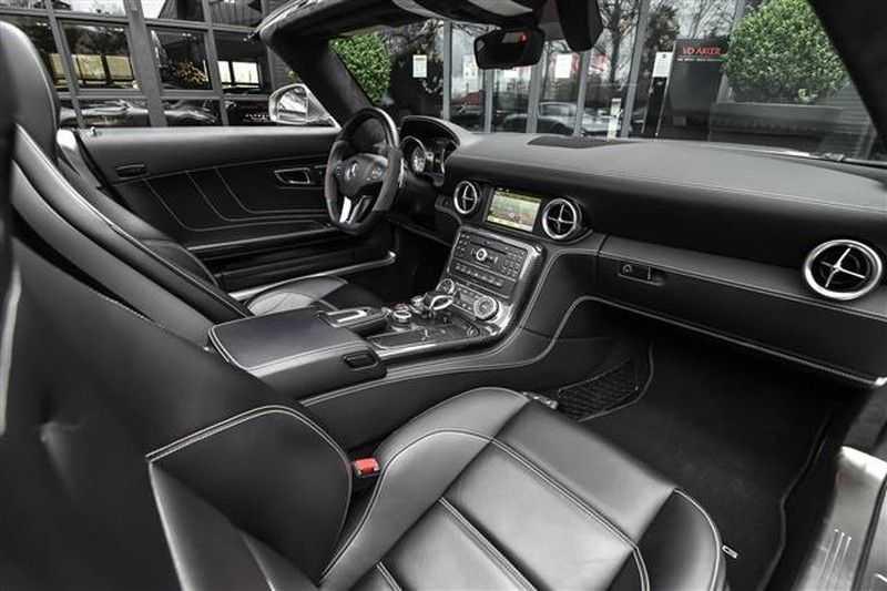 Mercedes-Benz SLS AMG ROADSTER AIRSCARF+RIDE CONTROL+CAMERA afbeelding 7