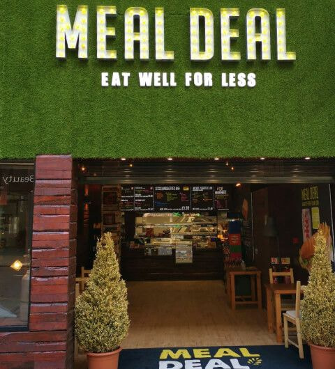 Meal Deal Albion Street