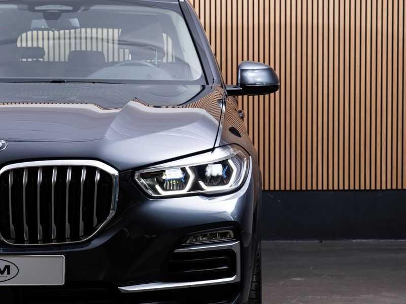 BMW X5 xDrive45e PRIJS INCL. BTW, PANO, HUD, AUDIO, X-LINE afbeelding 12