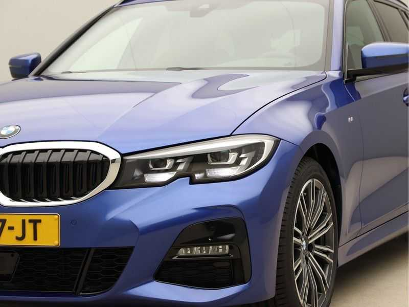 BMW 3 Serie Touring 320i High Executive M Sport 18inch afbeelding 20