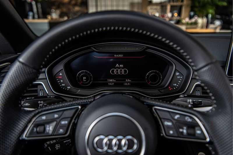 Audi A5 Cabriolet 45 TFSI Sport | S Line | Tour | Sportstoelen | Matrix Led afbeelding 16
