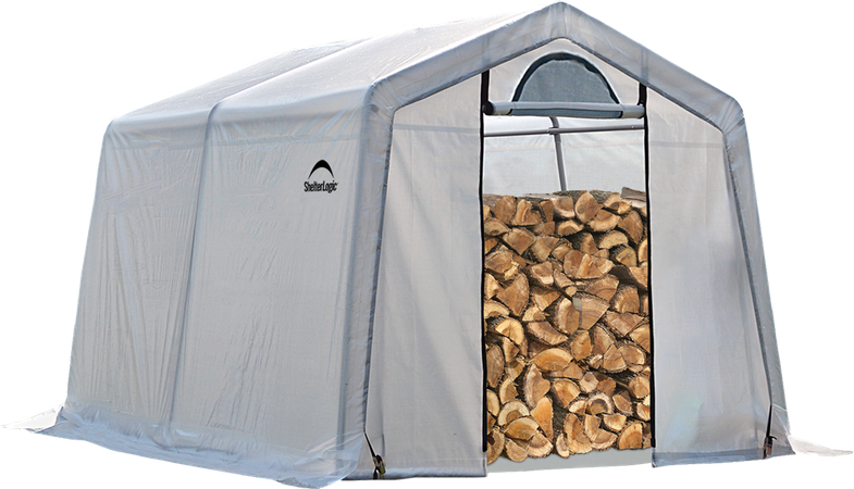 10x10x8 Seasoning Shelter