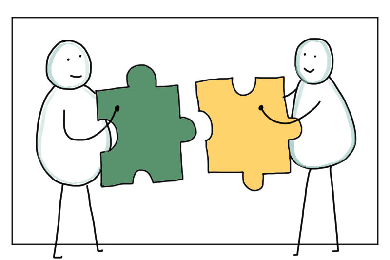 Samenwerken om tot rijkere scenario's te komen