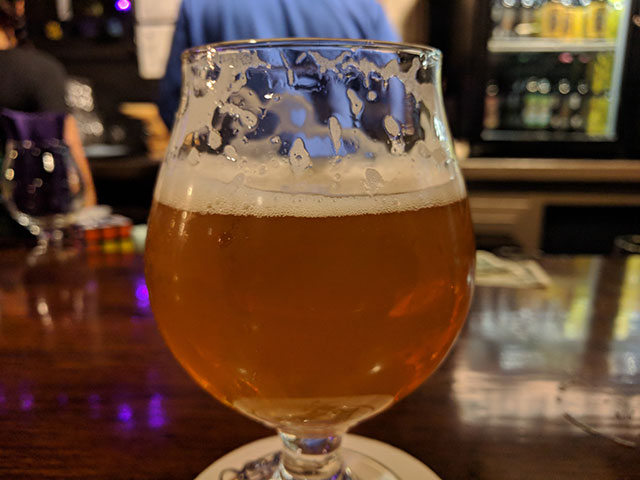 Flying Dreams craft beer: Dreaming of Summer, a saison