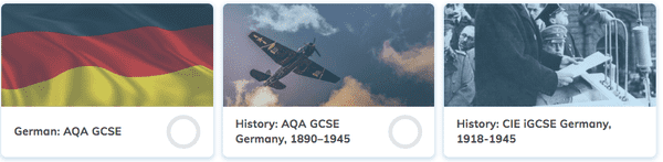 Free GCSE German Revision Courses