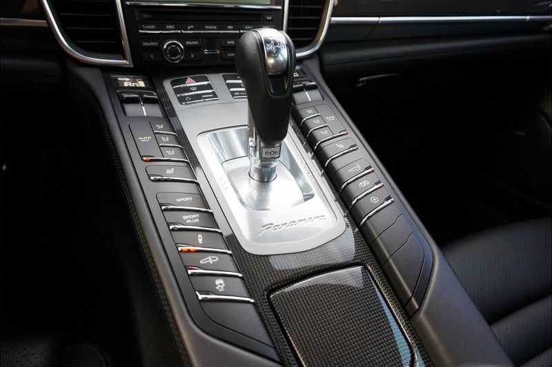 Porsche Panamera 4.8 Turbo *PCCB *Carbon afbeelding 14