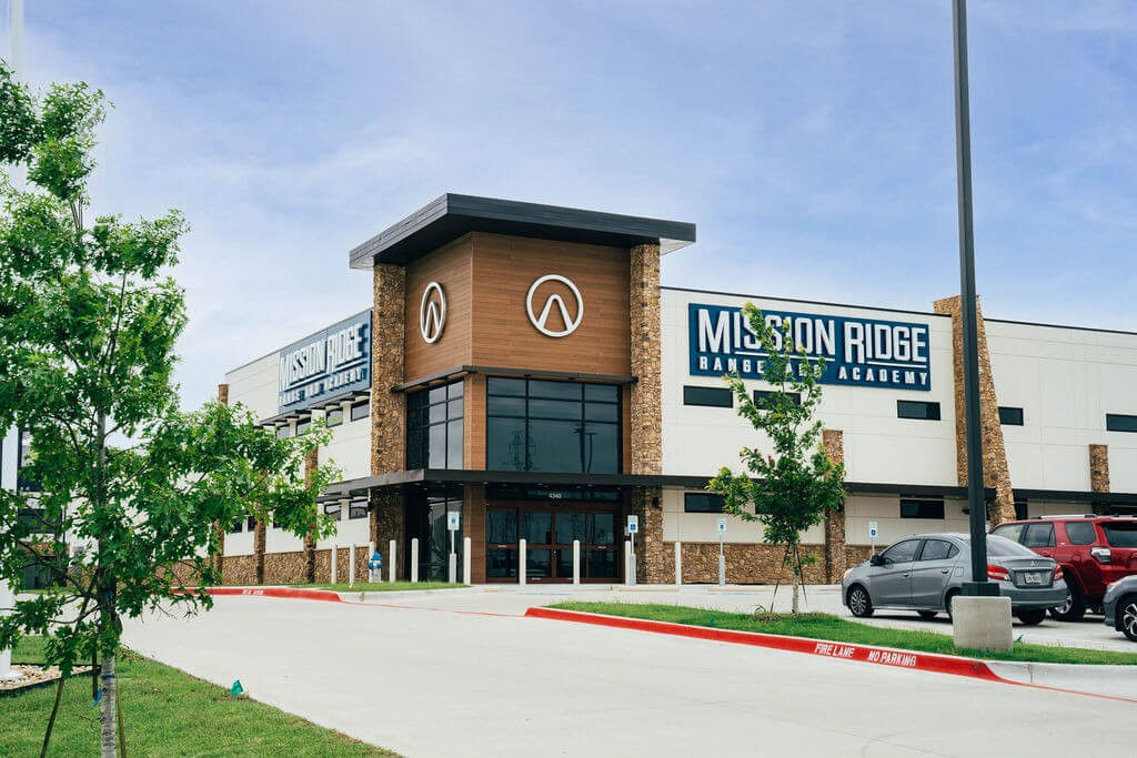 Mission Ridge-DFW building