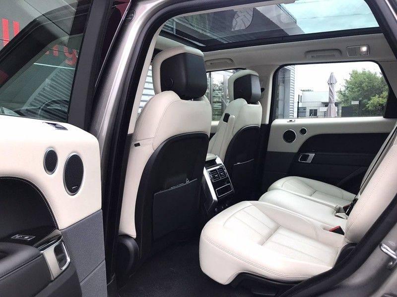 Land Rover Range Rover Sport 2.0 SD4 HSE NW Model, 241PK, Pano, Meridian Sound, Camera, Memory, Leder, 21 INCH afbeelding 9