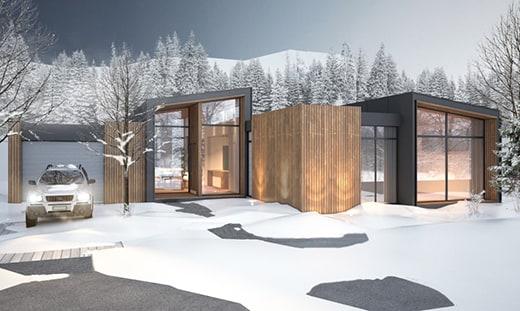 Villa Aspen detail 01