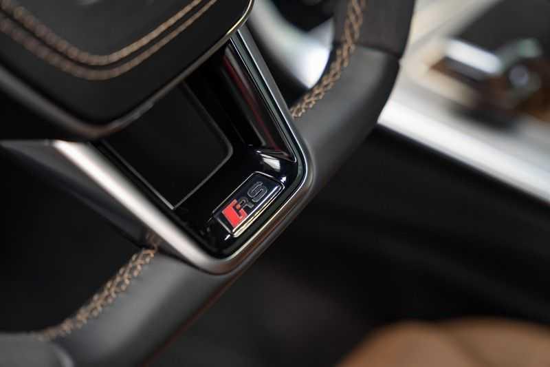 Audi RS6 Avant Exclusive Keramisch Akrapovic B&O High End RS 6 TFSI quattro afbeelding 22