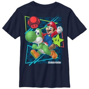 Mario Sunday Rider - T Shirt