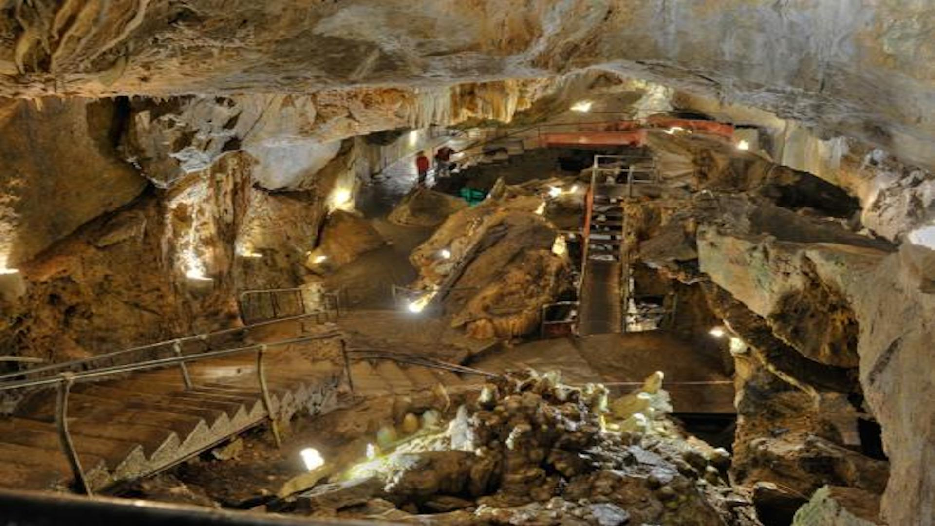 Image courtesy of Crystal Cave