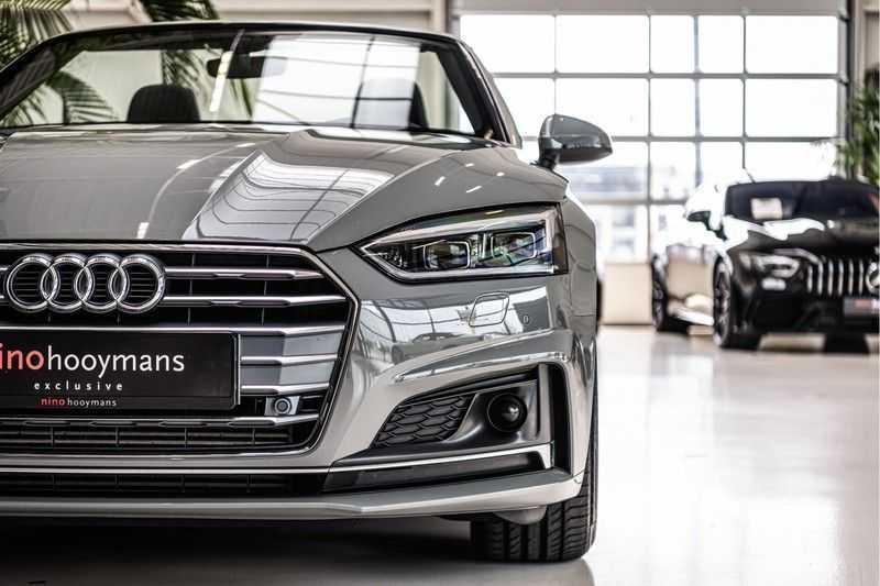 Audi A5 Cabriolet 45 TFSI Sport | S Line | Tour | Sportstoelen | Matrix Led afbeelding 13