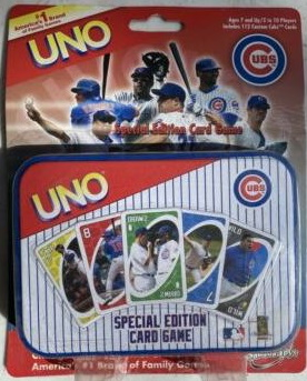 Chicago Cubs Uno (2006)