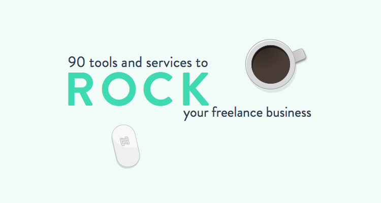 90 tools and services to rock your freelance business