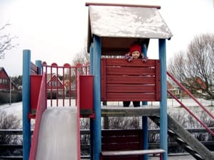 Frozen Playground