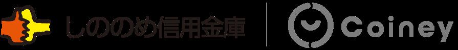 Logo shinonome shinkin coiney
