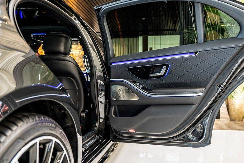 Mercedes-Benz S-Klasse 400d 4Matic Lang AMG | 3D Display | Augmented Head-Up Display | Burmester 3D | Pano | Memory afbeelding 23