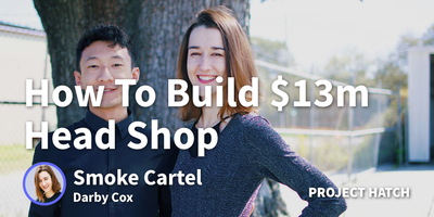 featured image thumbnail for post How to Start a Head Shop Worth $13m