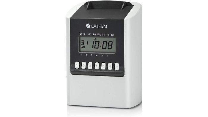 700E Calculating Time Clock