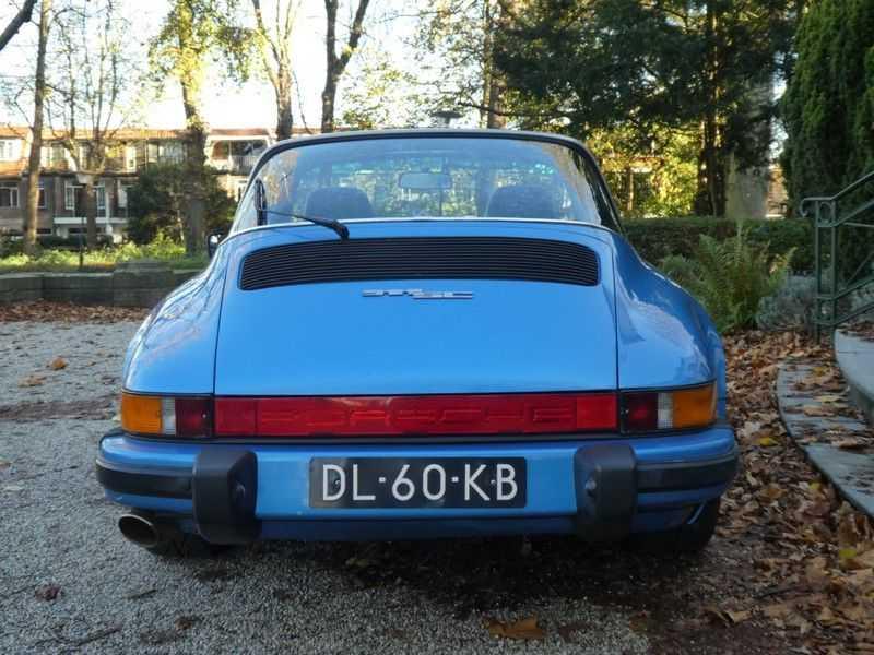 Porsche 911 3.0 SC Targa, Nederlandse auto, history compleet afbeelding 25