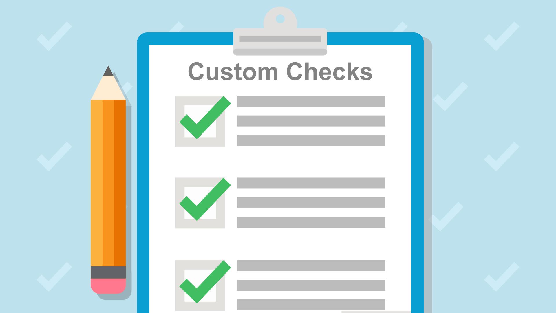 OpsLevel Custom Checks