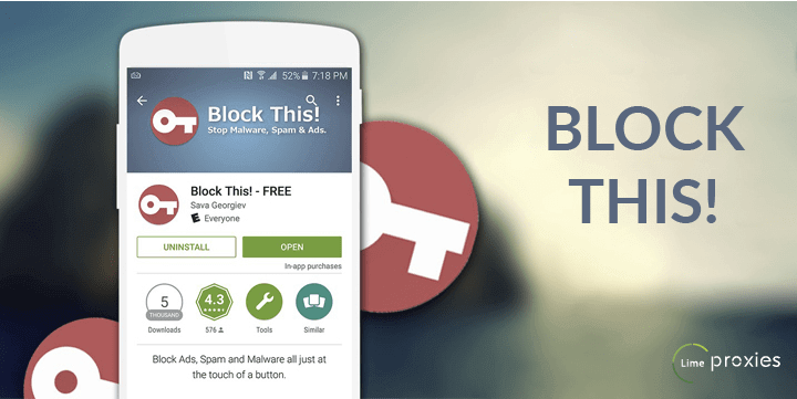 Best Ad blockers for Android -  BLOCK THIS! 3.0