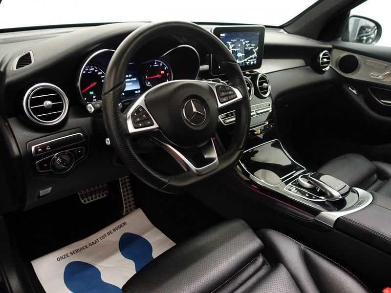 Mercedes-Benz GLC 250 4MATIC 211PK AMG Edition, Panoramdak, Leer, 48dkm ! afbeelding 14