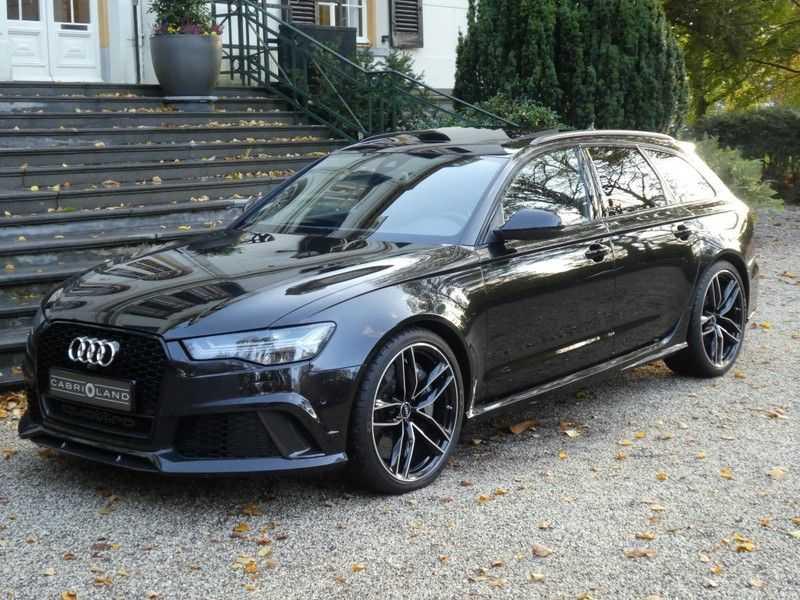 Audi RS6 Avant 4.0 TFSI Performance, Akrapovic afbeelding 3