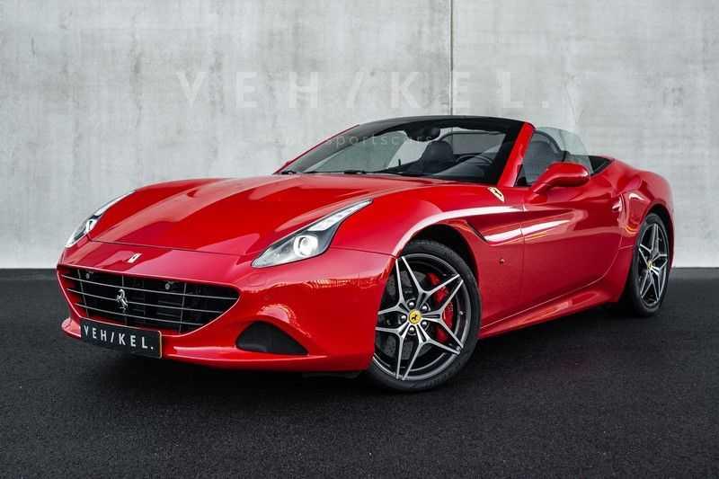 Ferrari California T 3.9 // Rosso Corsa // Onderhoudsgarantie afbeelding 1
