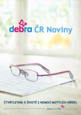 DEBRA ČR Noviny - březen 2015