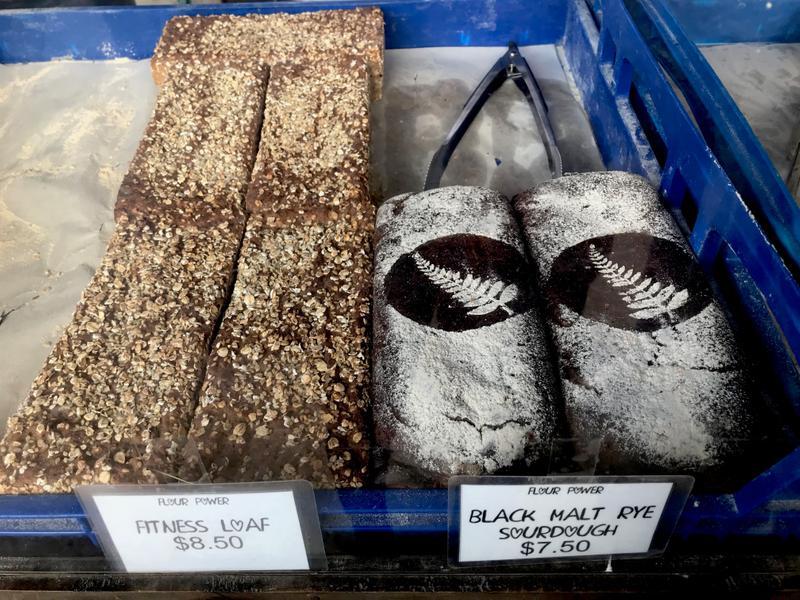 Farmer's Market fresh bread