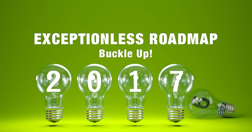 exceptionless feature roadmap for 2017