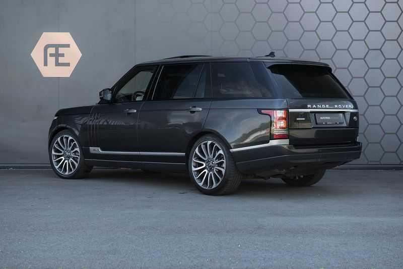 Land Rover Range Rover 4.4 SDV8 Autobiography LWB Rear seat entertainment + Pano afbeelding 3