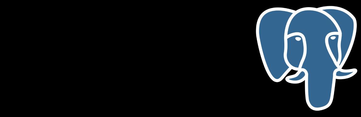 PostgreSQL and Flask Logos Image