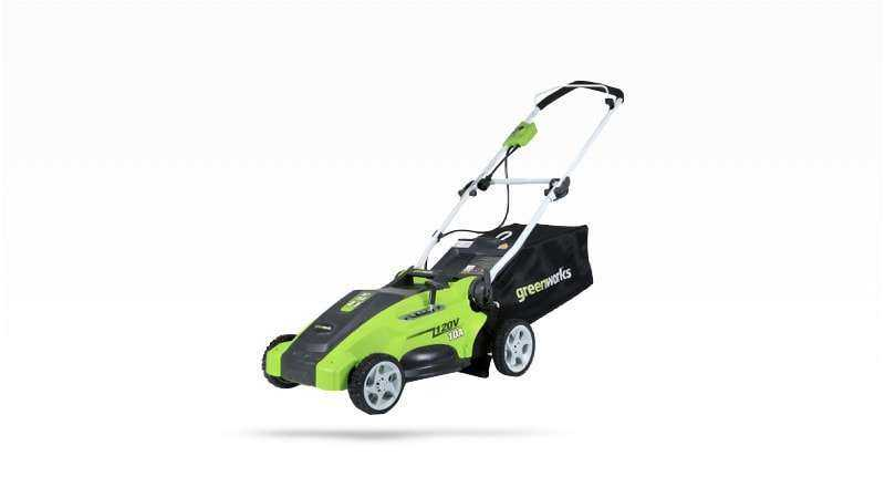 Greenworks 16-Inch Corded Lawn Mower 25142